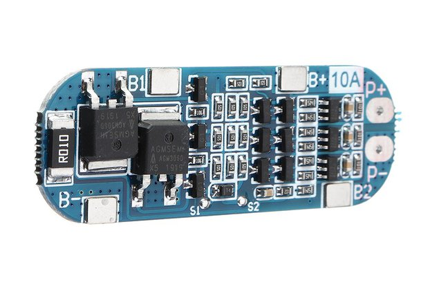 Lithium Battery 18650 Charger Protection Board