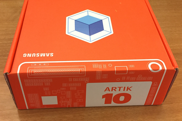 Samsung Artik 1020 Eval Kit