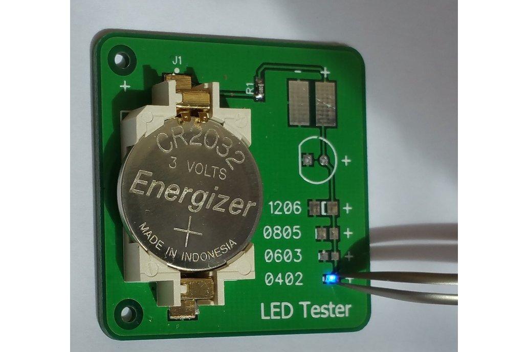 LED tester 5