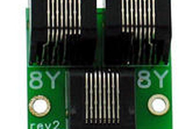 8Y Splitter