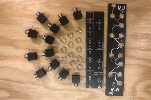 MU ltiple - A simple passive multiple for modular