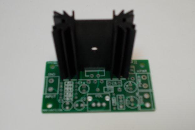 14-Watt Single Channel Audio Amplifier Kit (#1344)