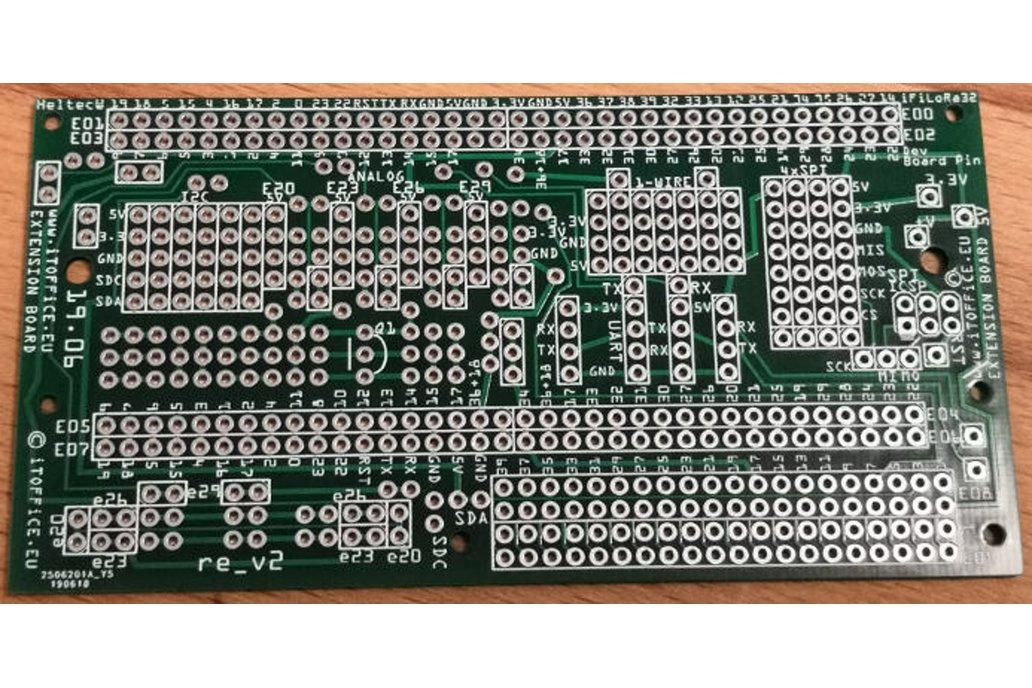 Raspberry Pi IoT Sensor HAT Extension Board 1