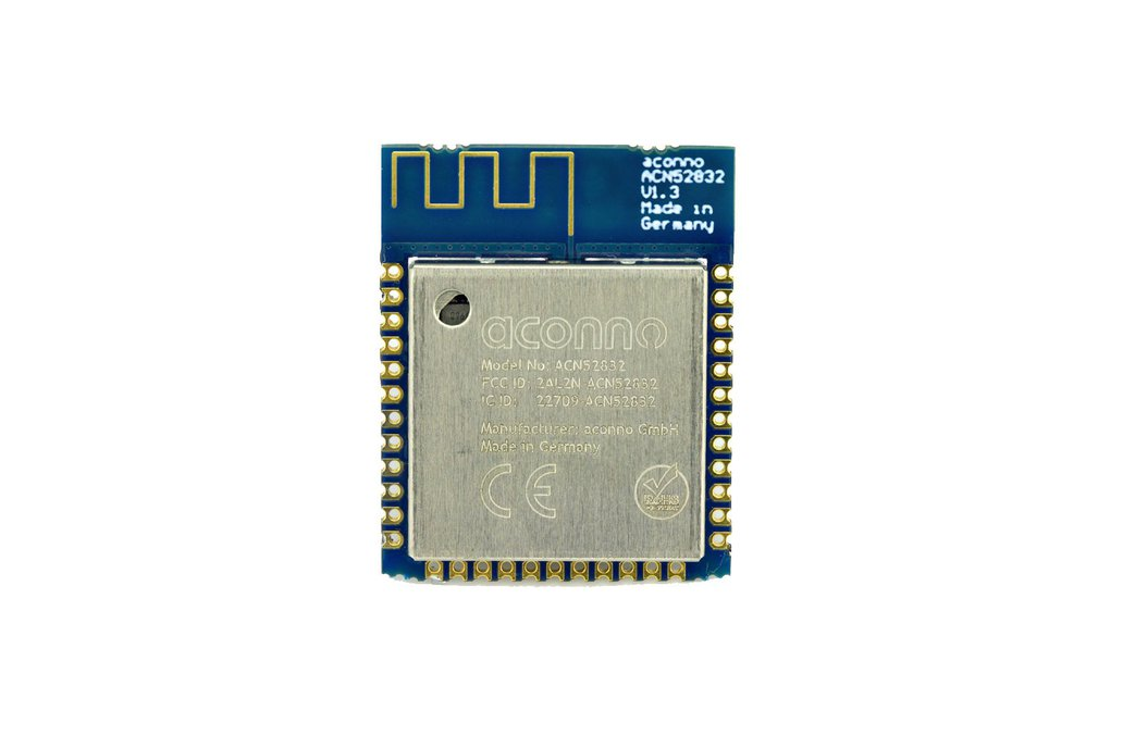 ACN52832: BT 5.0 (4.2 compatible) Smart Module 1