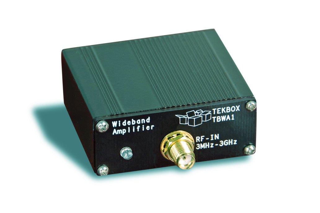 20dB Wideband Amplifier 1