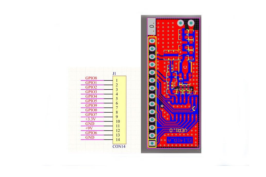 Si4010 high power wireless module  2