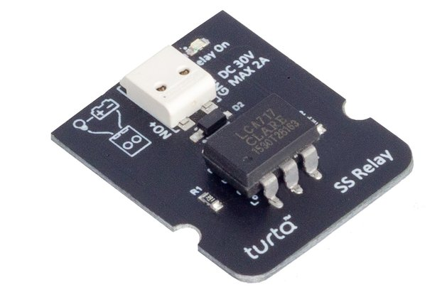 Turta Solid State Relay Module for IoT Node