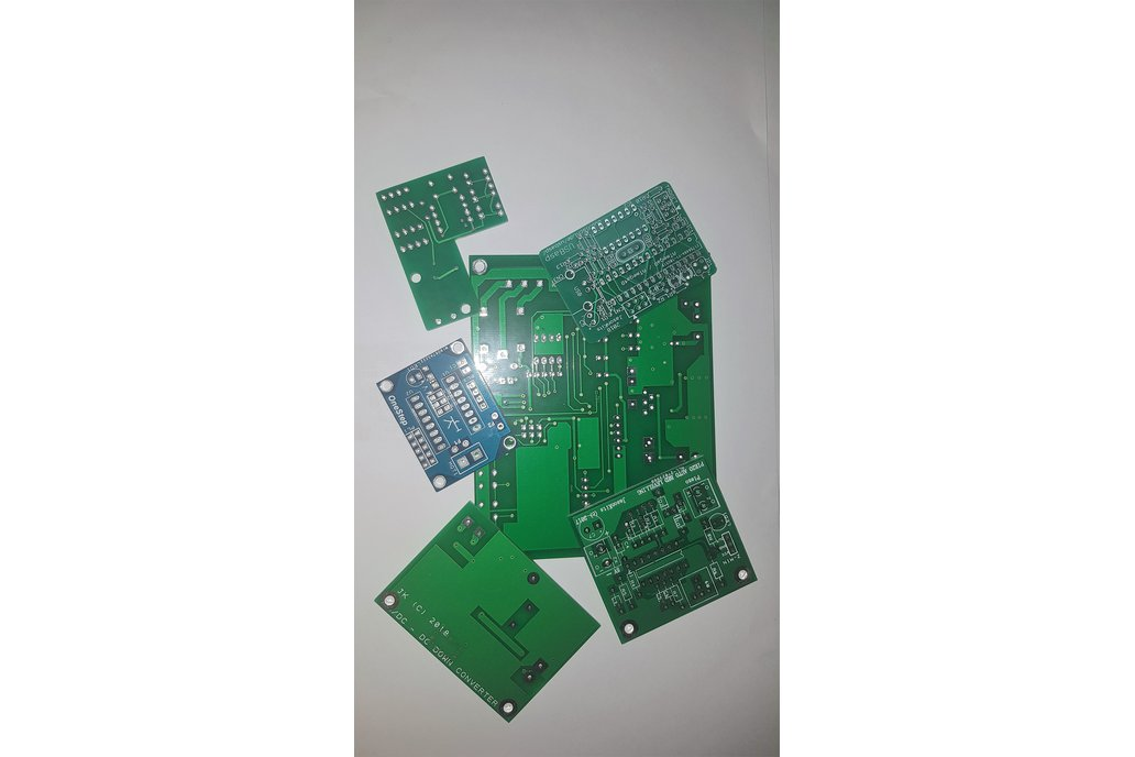 Jasonkits Printed Circuit Board PCB's 1