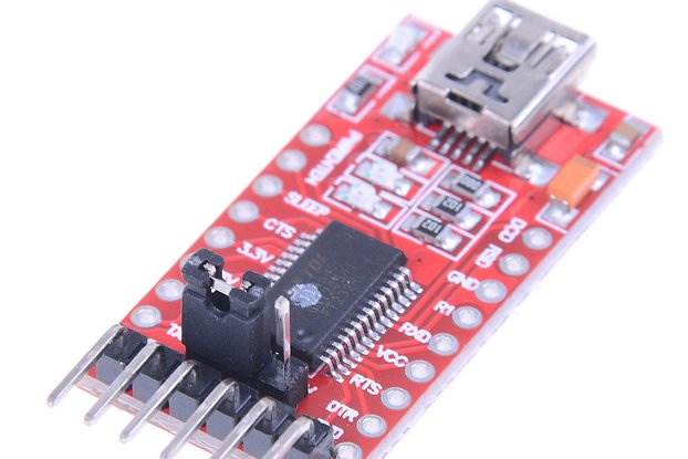 FT232RL FTDI USB to serial TTL converter