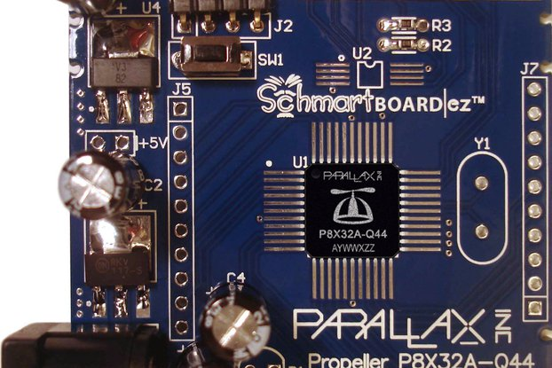 Parallax Propeller SchmartModule w/ Propeller Chip