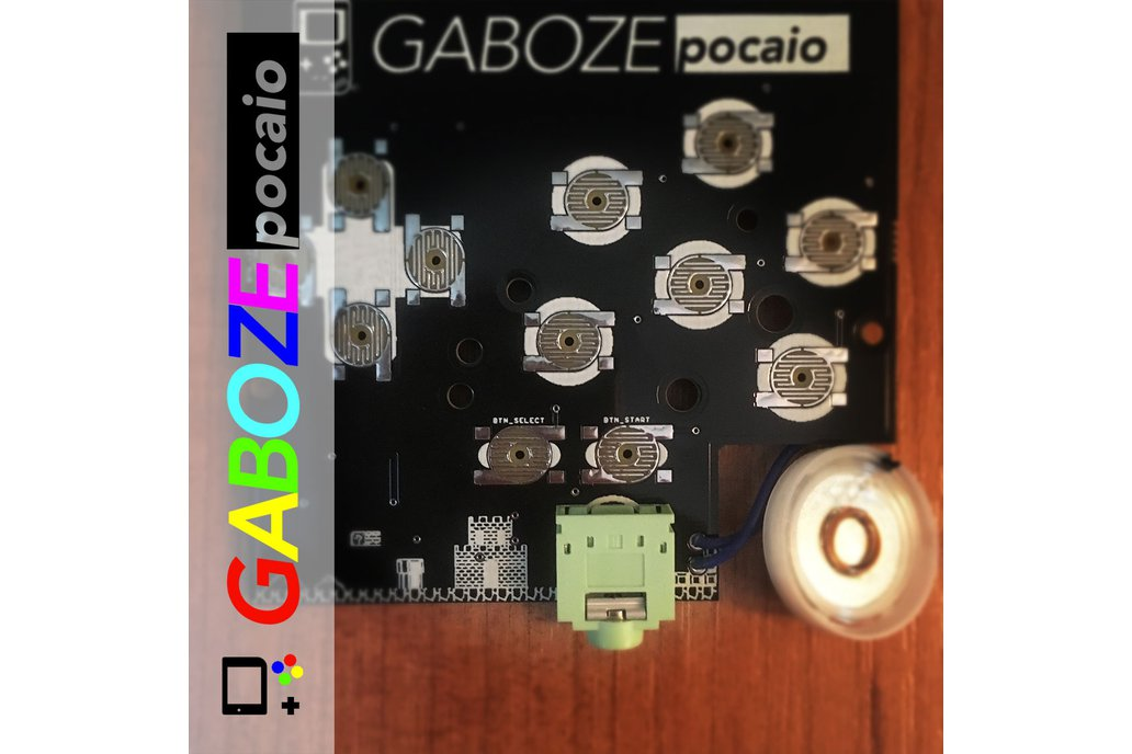 Gaboze Pocaio - Game Boy Pocket All In One 7