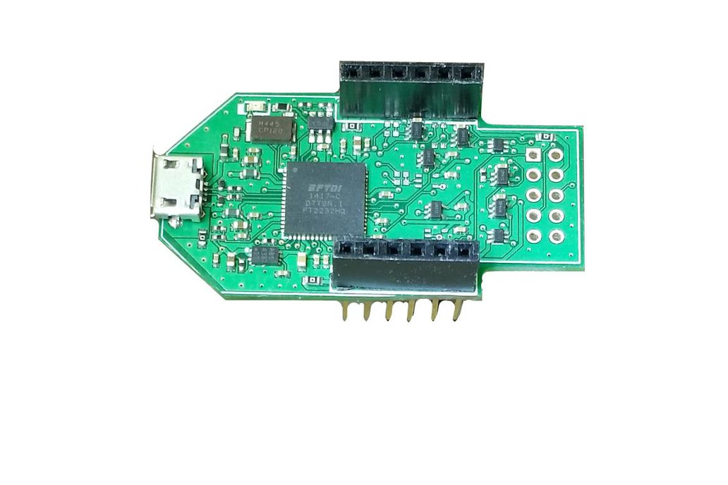 FTDI Breakout Board With Two Serial Ports 3