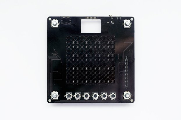 NSynth Super PCB - Google's ML Synthesizer