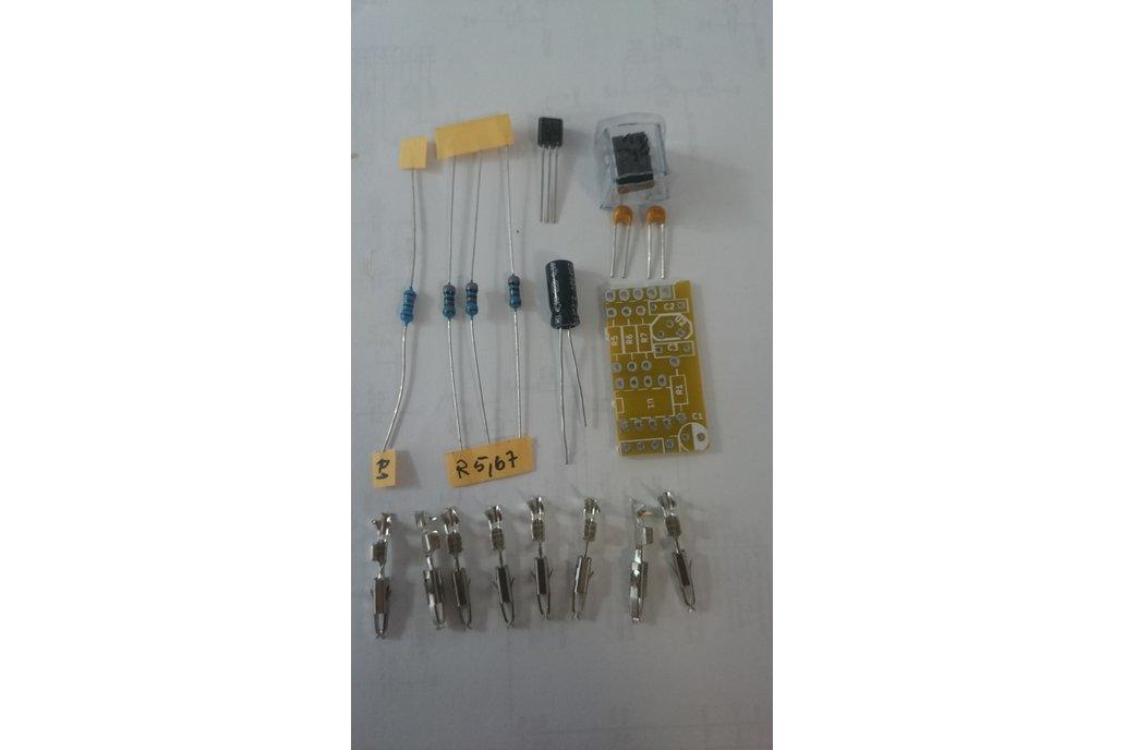 VWCDPIC Audio Interface Adapter 12
