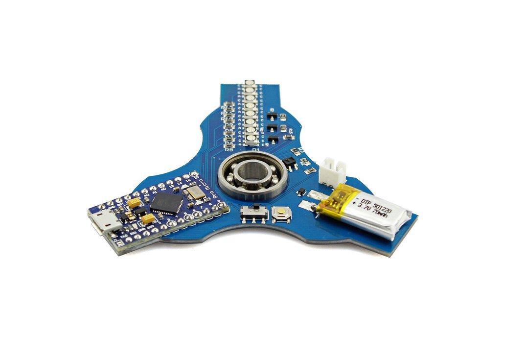 Lightino STEM Spinner 2
