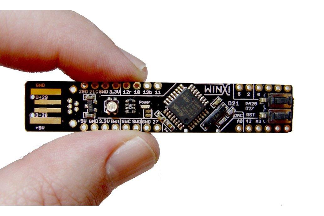 WINXI - arduino ZERO  M0 stick AtSamD21E18 SAMD21 1
