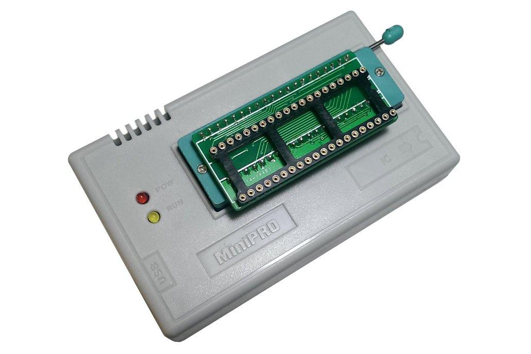 E2R16 - 27C400 adapter for TL866 - Amiga Kickstart 3