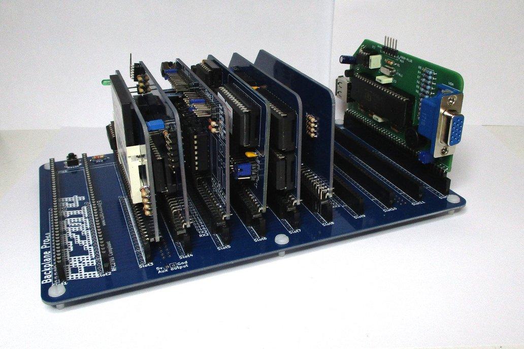 VGA Serial Terminal for RC2014 3