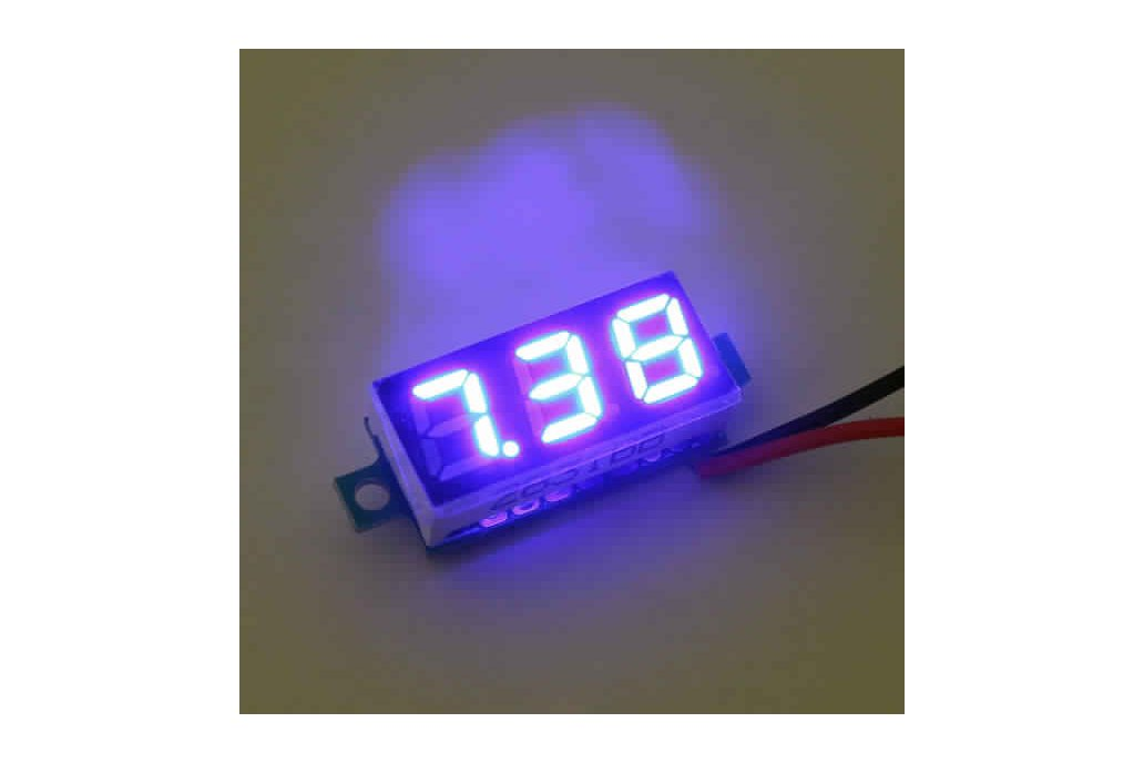 Geekcreit® 0.28 Inch 2.5V-30V Mini Digital 5