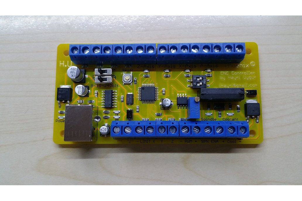 Phoenix USB CNC Controller with PWM Output 3