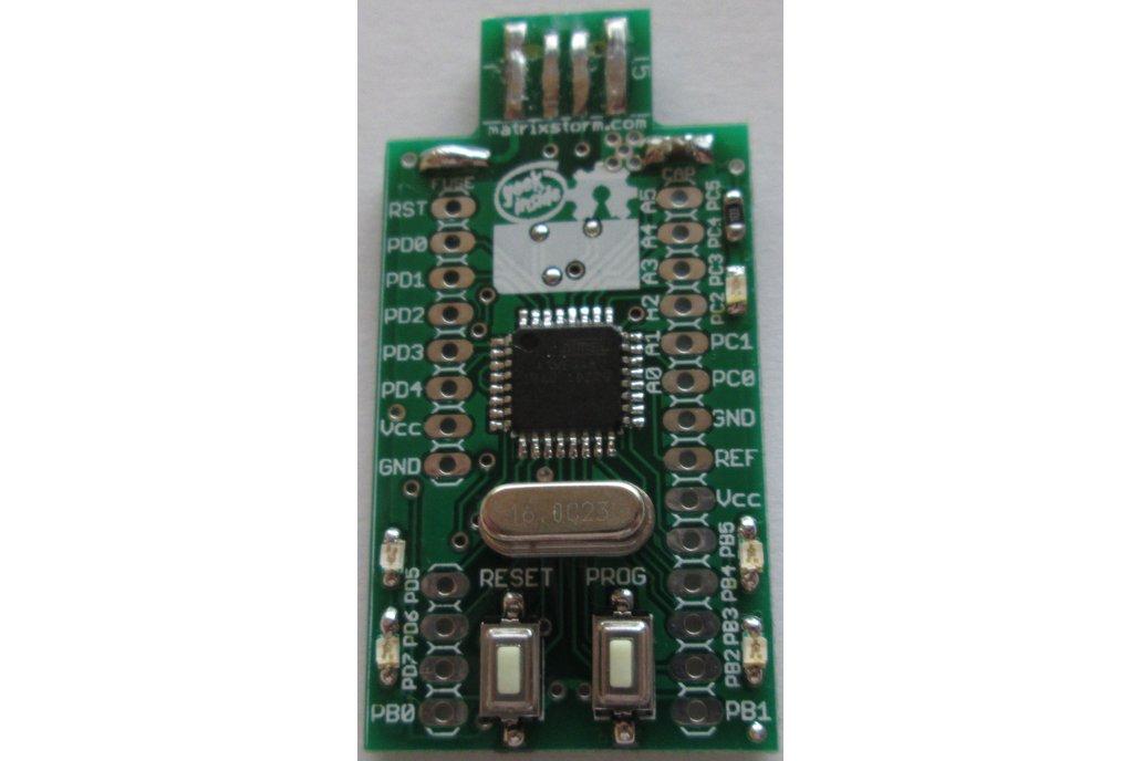 tinyUSBboard - Rev. 4 SMT  kit  2
