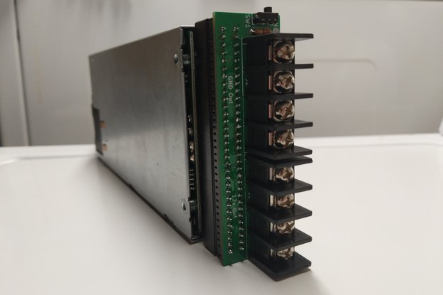 Breakout Board for HP Server Power Supply