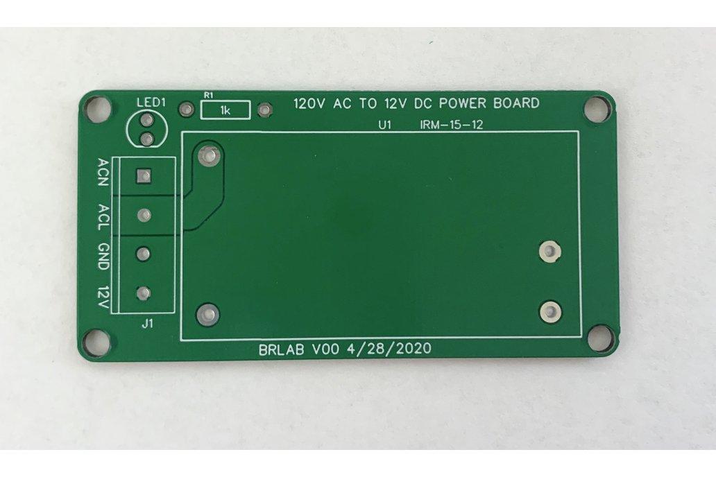 AC-DC Converter 12V 1.25A PCB Board 1