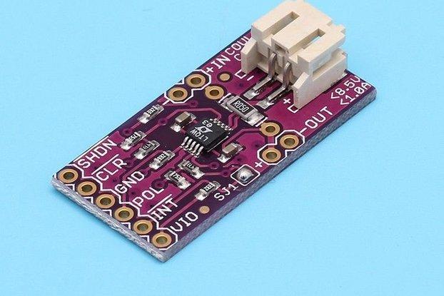 Battery Fuel gauge meter Coulomb Counter arduino