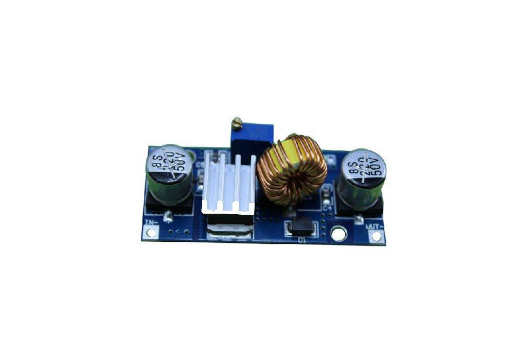 5pc DC-DC adjustable step-down module 1