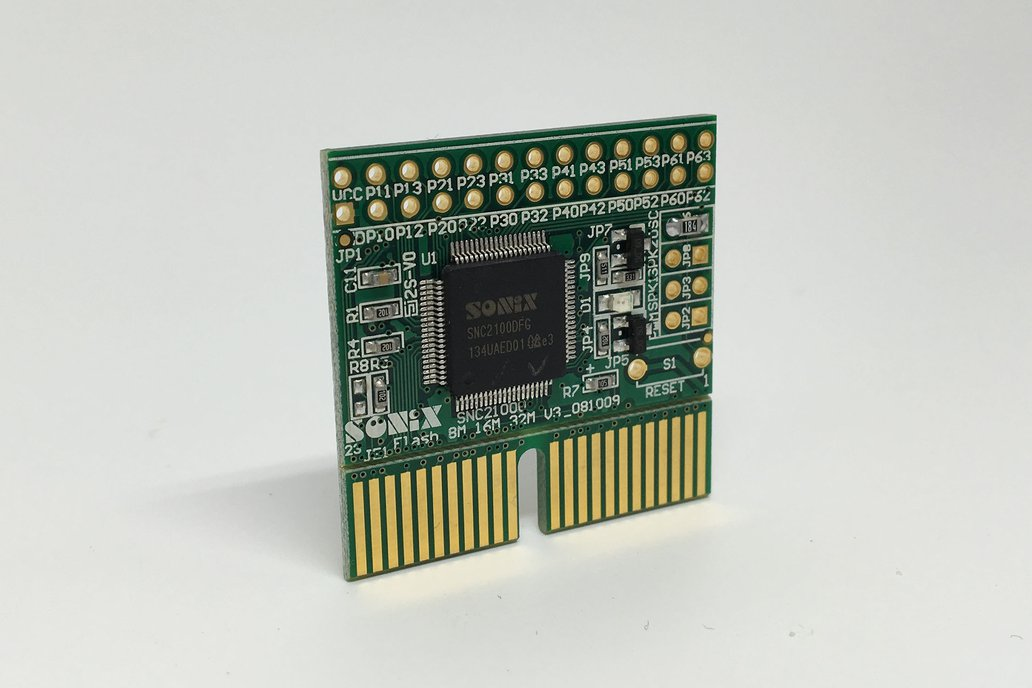 Foxonix 21K Project Board 2