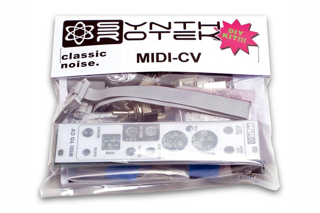 MST MIDI to CV Converter Kit 1
