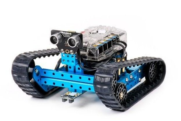Transformable STEM Educational Robot Kit
