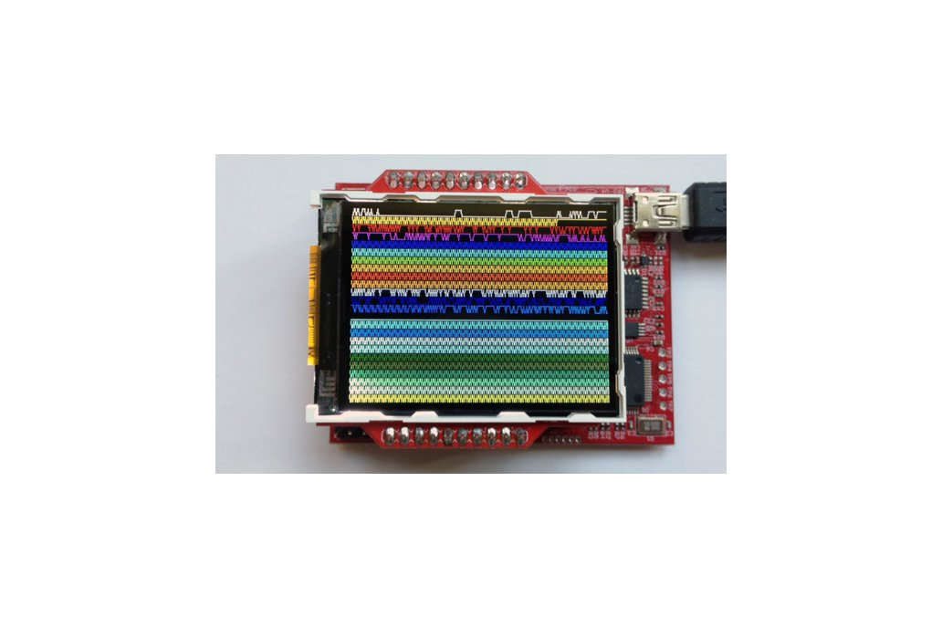 "2.2"" Color LCD Booster Pack (320x240) 1"