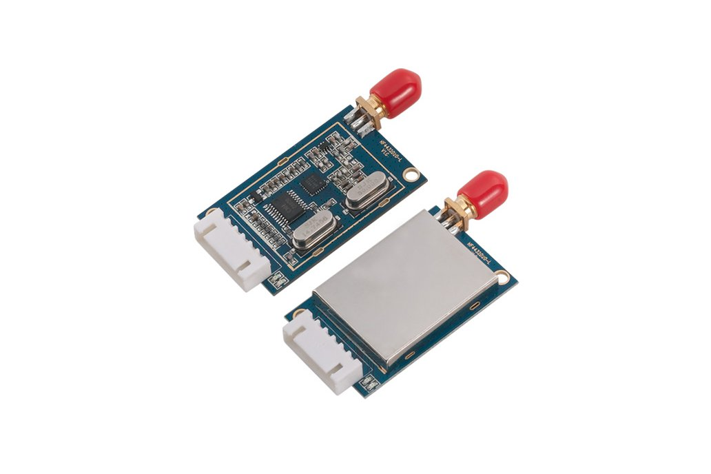 SV611 100mW 20dBm Wireless TransceiverModule 3