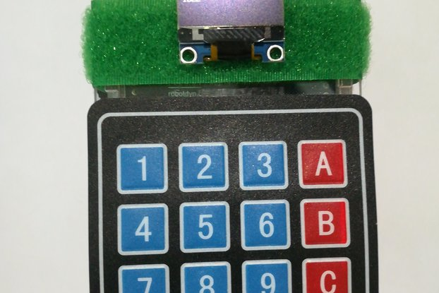 DIY Arduino Outgoing & Incoming IoT GSM Device