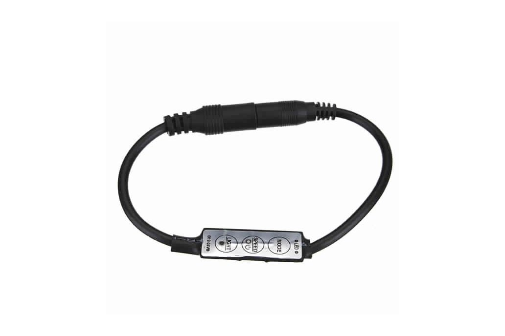 RGB LED Strip Light Dimmer Switch Controller DC 12 1