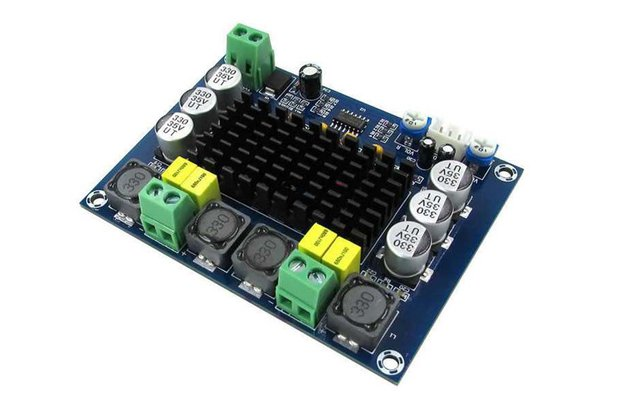 TPA3116D2 XH-M543 2*120W Amplifier Board