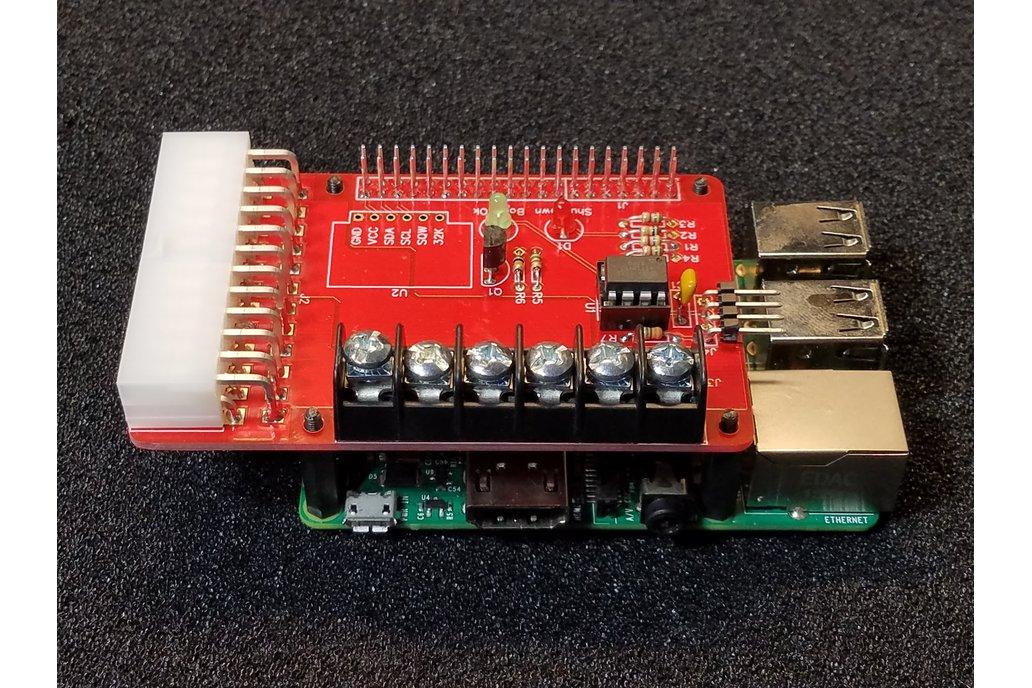 Mini ATX PSU-HP (High Power) for Raspberry Pi 1
