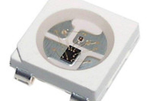 WS2812B Addressable RGB's x10