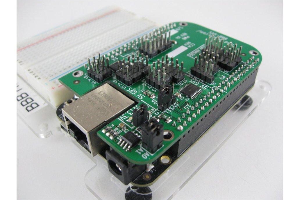 3.3V/5V Beaglebone Sensor Conn Cape (BBB-GVS) 1
