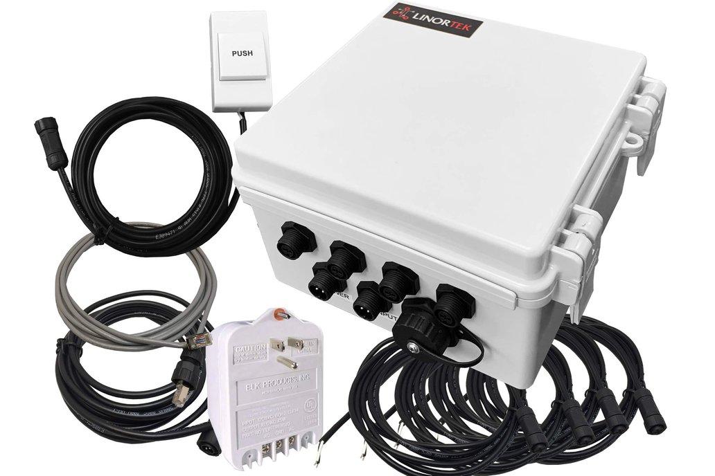 Netbell-4K Network Break Bell Controller 1