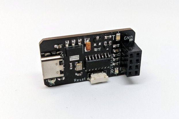USB Programmer for ESP8266/ESP32