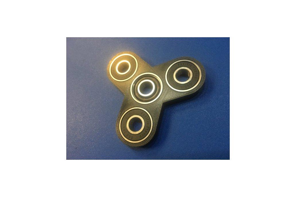 3D Printed Fidget Spinner 1