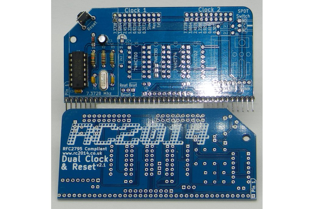RC2014 Plus - Homebrew Z80 Computer Kit 6