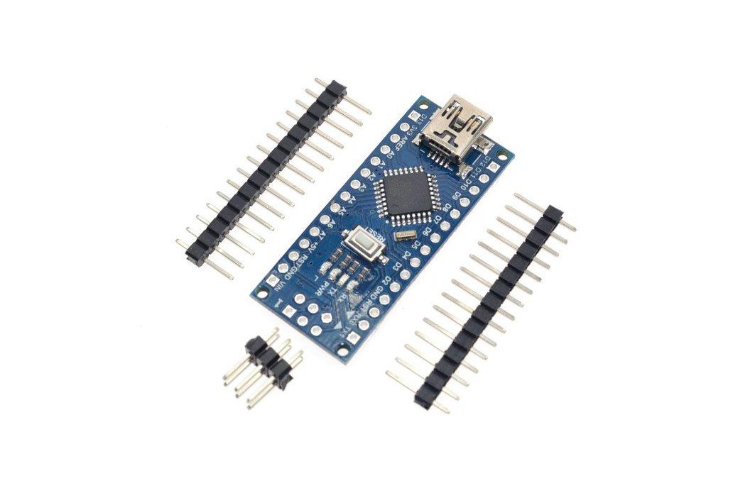 Nano CH340/ATmega328P 1