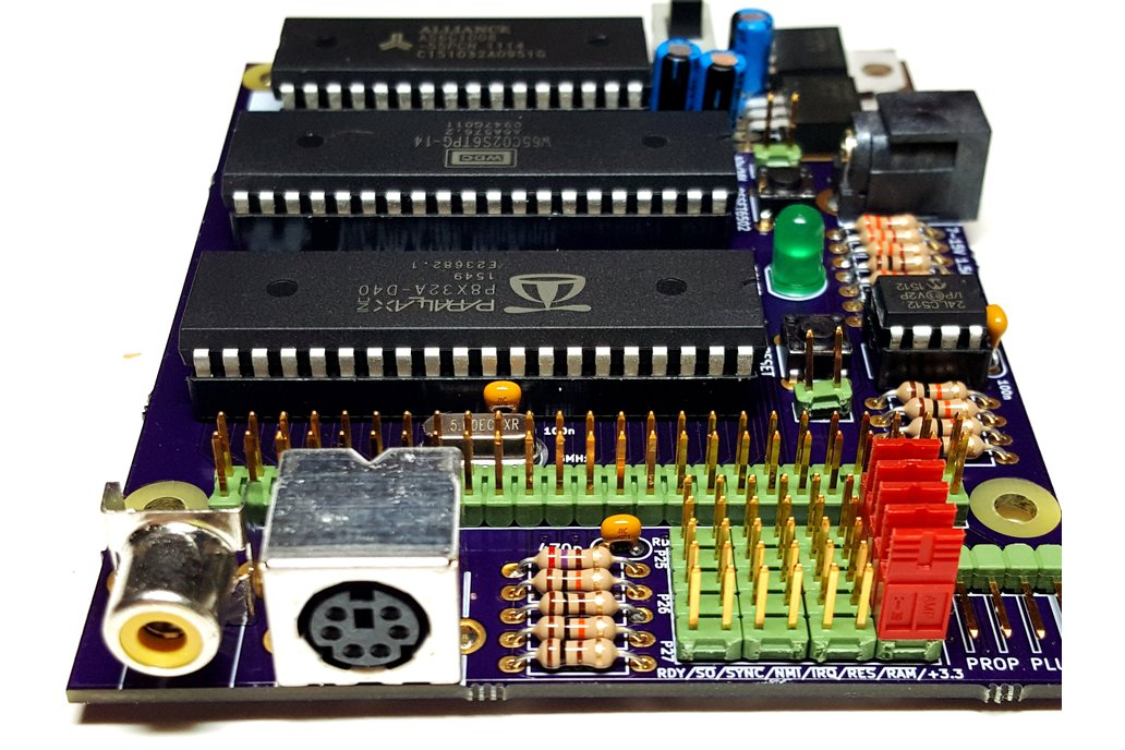 L-Star Plus: Software Defined 6502 Computer 5