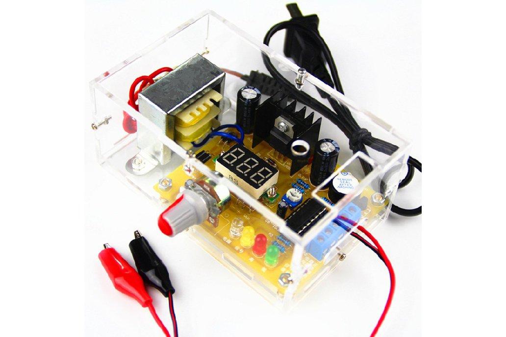 LM317 Adjustable Regulated Voltage Electronic kits 1