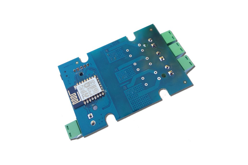 ESP8266 3 Channel Solid State Wifi Switch 4