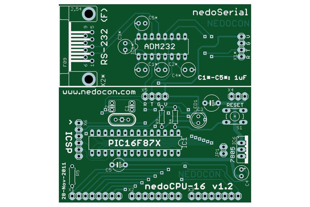 nedoCPU-16 2