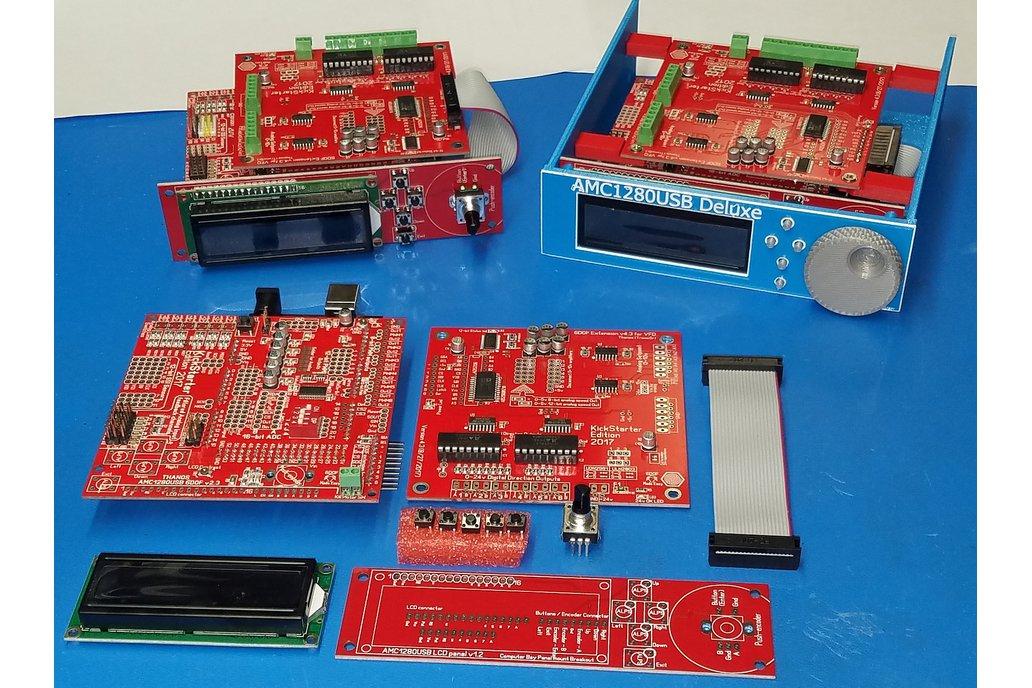AMC1280USB Motion Simulator Controller Deluxe Kit 1